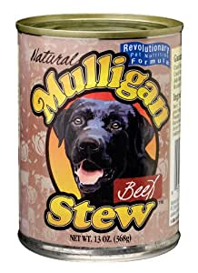 Mulligan Stew Premium Beef Canned Recipe