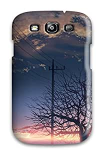 irene karen katherine's Shop 4736216K44435480 Tpu Fashionable Design 5 Centimeters Per Second Rugged Case Cover For Galaxy S3 New