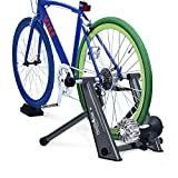 HEALTH LINE PRODUCT Indoor Fluid Bike Trainer, Stationary Exercise...