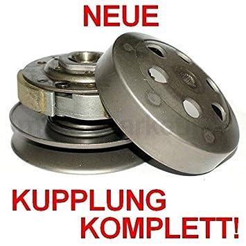 WANDLER Kupplung S Glocke KIT Set KOMPLETT f/ür Peugeot SPEEDFIGHT 2 II Squab 50 Unbranded