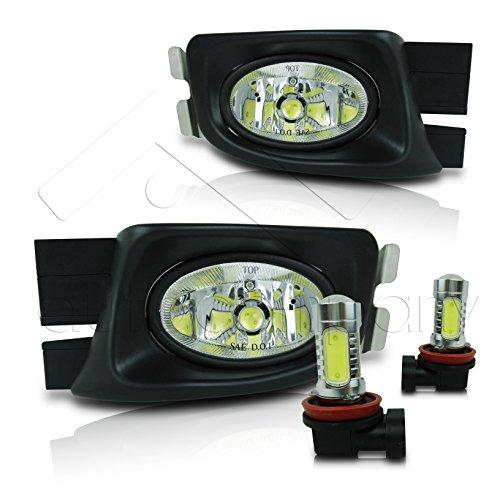 2005 accord 4dr fog light kit - 4