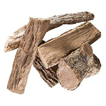 Oklahoma Joe's Mini Log Smoker Chip, 25 lb, Hickory