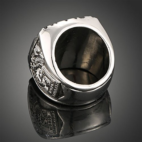 GF-sports store Replica Championship Ring for 1996 New York Yankees Gift Fashion Ring by GF-sports store (Image #4)