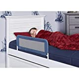 Dream On Me 3D Linen Fabric and Mesh Security Bed