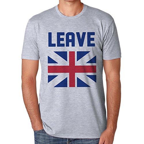 Leave Eu Europe Referendum UK Herren T-Shirt