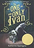 Book cover from The One and Only Ivanby Katherine Applegate