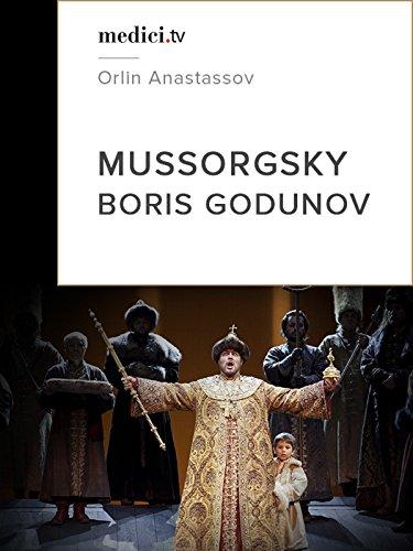 Mussorgsky, Boris Godunov - Orlin Anastassov - Teatro Regio di Torino