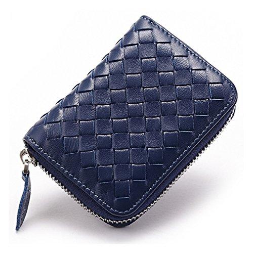 gt-high-grade-sheepskin-ladies-zipper-multi-card-woven-wallet-card-walletc3