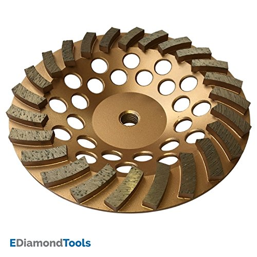 - Grinding Wheels for Concrete and Masonry Available from 4 to 7 Inches - 7