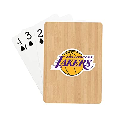 NBA Los Angeles Lakers Playing Cards : Sports Fan Games : Sports & Outdoors