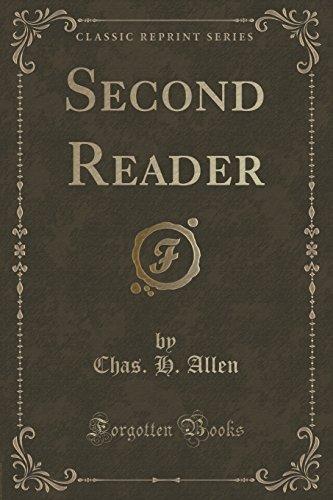 Second Reader (Classic Reprint)