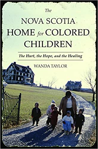 Image result for nova scotia home for colored children childrens book
