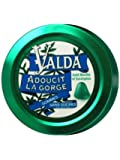 Valda Gommes Sans Sucres Goût Menthe Eucalyptus 50 g