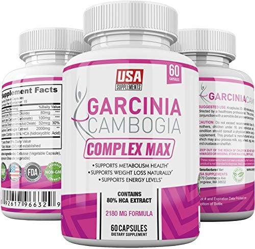 Garcinia Cambogia Appetite Suppressant Guarantee product image