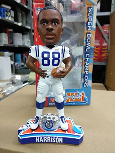 - INDIANAPOLIS COLTS MARVIN HARRISON SB BOBBLEHEAD BOBBLE