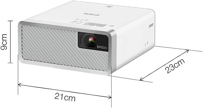 Epson EF-100W - Proyector, Blanco: Epson: Amazon.es: Electrónica