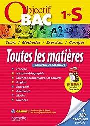 OBJECTIF BAC - Toutes les matières 1re S