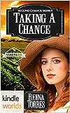 St. Helena Vineyard Series: Taking A Chance (Kindle Worlds Novella) (Second Chance Book 4)
