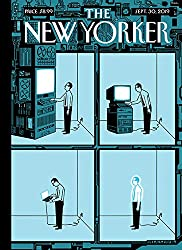 Week after week, The New Yorker keeps its reader current. Subscribe now and don't miss the New Yorker's famous fiction and poetry, book and film review, its incisive looks at politics, people and the way we live, and of course, those CARTOONS. In-dep...