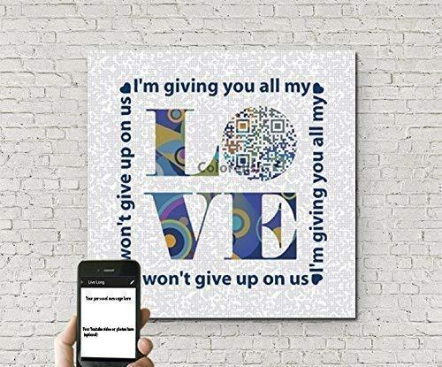 I Won't Give Up, Jason Mraz Inspired First Dance Song Lyric Art, First Wedding Anniversary Gift For Him/Her, LOVE Birthday Gift, Valentines Day Gift For Husband, Boyfriend, 8x8 UNFRAMED Print