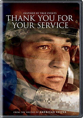 Thank You for Your Service -