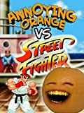 Clip: Annoying Orange VS Street Fighter
