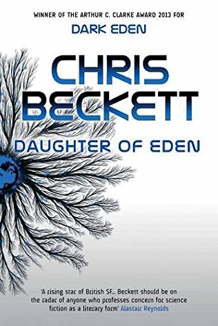 book cover of Daughter of Eden