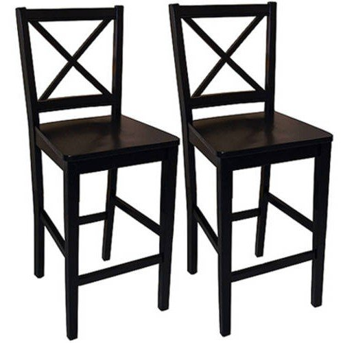 Virginia Cross-Back Counter Stools 24