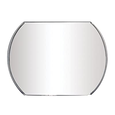 GG Grand General 33060 Rectangular Stick-on Convex Spot Mirror for Trucks, Buses, Utility Vehicles and more: Automotive