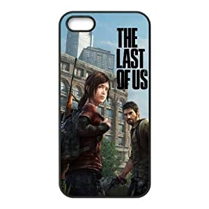 iPhone 5,5S Phone Case White The Last of Us V8803814