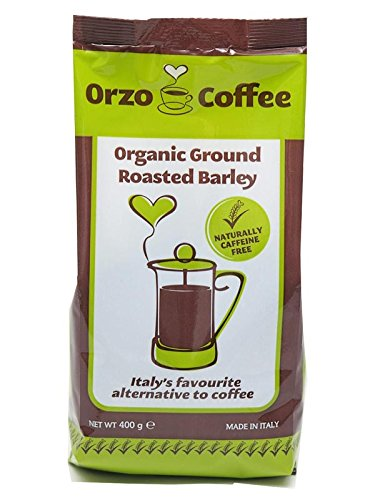 Organic Ground Roasted Barley 400g