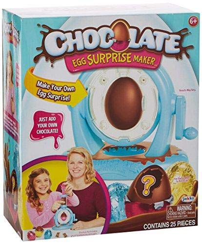 Chocolate Egg Surprise