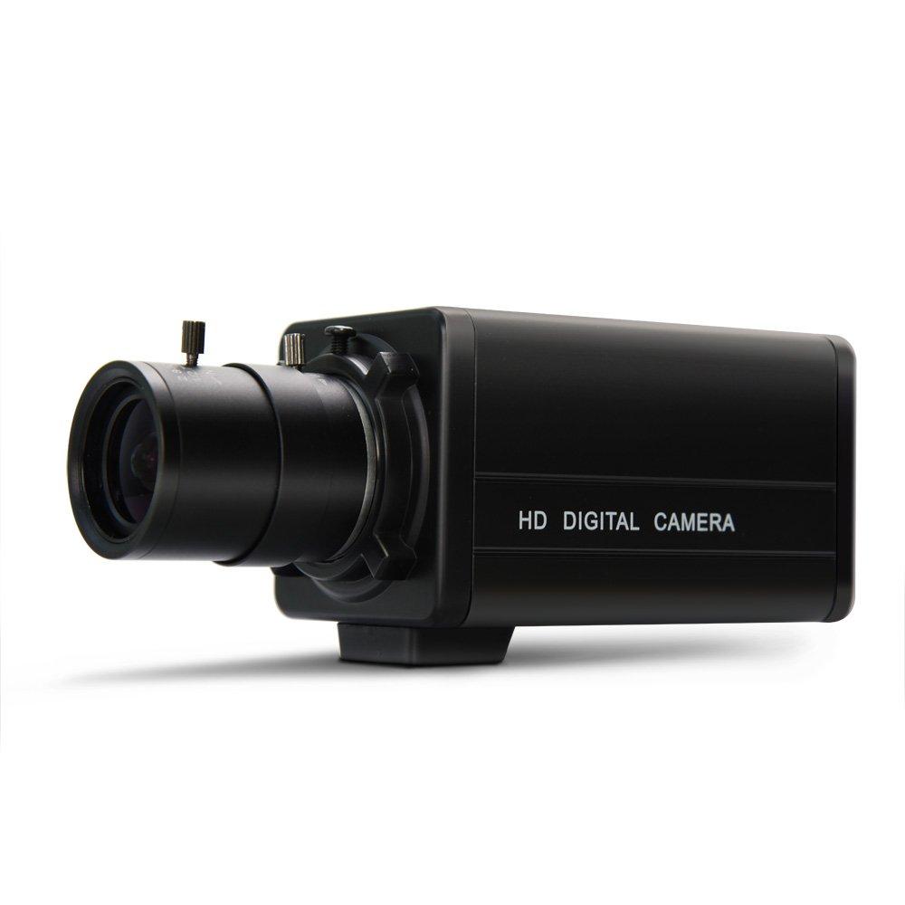 MOKOSE SDI Camera, HD-SDI 2 MP 1080P HD Digital CCTV Security Camera, 1/2.8 High Sensitivity Sensor CMOS With 2.8-12mm Varifocal HD Lens, OSD Menu by MOKOSE (Image #1)