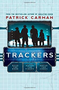 Trackers 0545165008 Book Cover