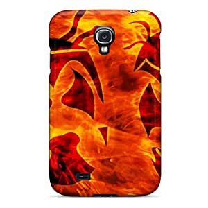 New Premium OVkmVCp7322CtEro Case Cover For Galaxy S4/ Twiztid Flames Protective Case Cover