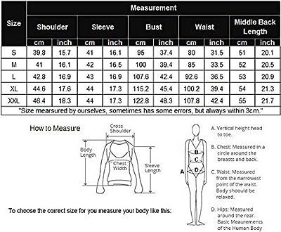OD'lover Women's Business Slim fit 3/4 Sleeve Work Office Open Front Cardigan Jacket Blazer