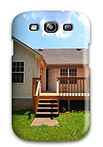 Hot Style UAONzSY7712GKpyt Protective Case Cover For Galaxys3(exterior Home Design In Knoxville Tn )