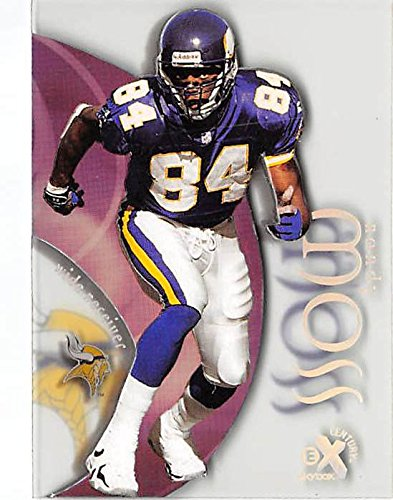 Image Unavailable. Image not available for. Color  Randy Moss football card  1999 Skybox EX Century  50 (Minnesota Vikings Hall of Fame d214f492b