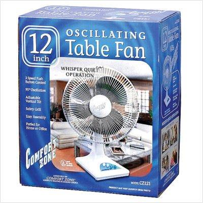Comfort Fan, 1