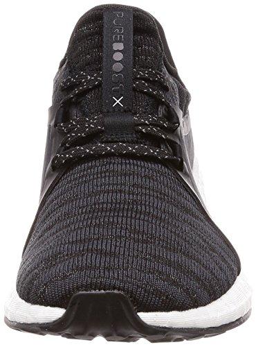 Noir de adidas Argenté Trail Femme X Chaussures Pureboost Blanc nqqrBFwt8x