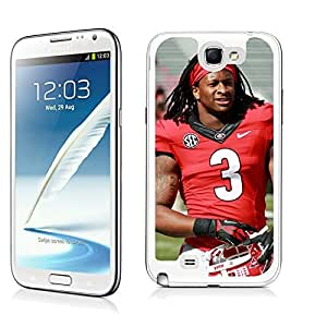 Tnianming Galaxy Note 2 case Samsung Galaxy Note 2 TobdGurlay Gurley Still Dealing With Injuries GnkNH Www Ajc Com Georgia Bulldogs Football Players