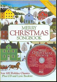 Readers Digest Merry Christmas Songbook