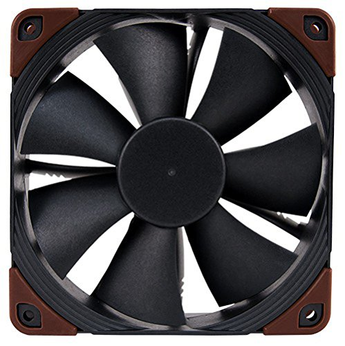 Noctua NF-F12 industrialPPC-3000 PWM 109.89 CFM 120 mm Fan