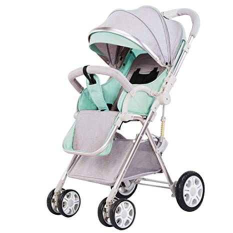 Baby carriage HLF- Cochecito bidireccional de Altura, Cochecito ...