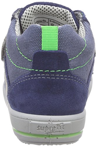 Superfit Moppy - Zapatillas de running Bebé-Niñas azul - Blau (INDIGO KOMBI 88)