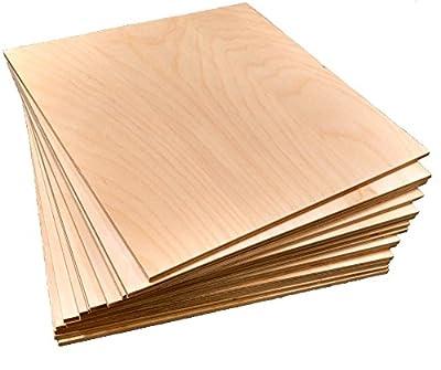 1/4x12x12 Birch Plywood