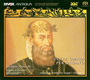 Complete Organ Works Vol1  Opera Om