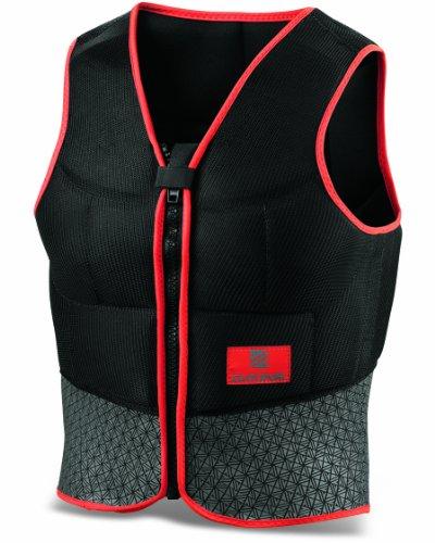 DaKine Kicker Vest, Black, Medium (Dakine Seat Harness)