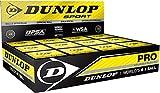 Dunlop Squash Sport Pro Durable Advance Club Match Player Ball Box Of 12