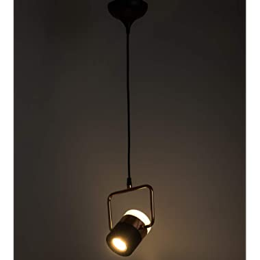 Contemporary Adjustable LED Pendant Lighting Track Light, Small Size Modern Pendant Lighting for Kitchen Island Basement Dining Room, Coffee Shop, Bar Counter Warm White Hanging Pendant Lighting